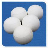 Sfera stridente dell'allumina per ceramica (sfera stridente di ceramica dell'alta allumina)