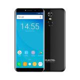 """Empreinte digitale Smartphone du smartphone 5.5 de Lte de LECTEUR DE DISQUETTES d'Oukitel C8 4G """""""