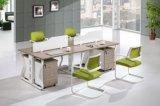 현대 가구 1.8m 나무로 되는 행정상 컴퓨터 책상 사무실 테이블