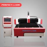 Prix de machine de découpage en métal de laser de fibre de CS et d'acier inoxydable 1500*3000mm
