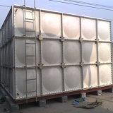 Praça de grande volume Modular Transversal do Tanque de Água GRP de fibra de vidro