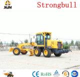 Gloednieuwe die Strongbull Nivelleermachine G9165 door de Fabriek van China wordt gemaakt