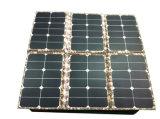 120W painel solar flexível para camping