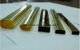 配管の装飾のための長方形の真鍮の管