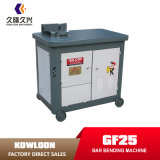 GF25 Buigmachine de van uitstekende kwaliteit van de Stijgbeugel/de Buigende Machine van de Staaf van het Staal/de Buigmachine van het Staal