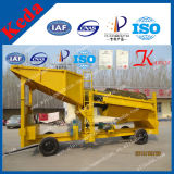 Bon service après-vente Gold Mining trommel de haute qualité