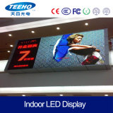 ¡Venta caliente! ¡! Pantalla de visualización de interior de LED de P6 1/16s RGB para el aeropuerto