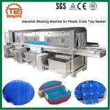 Industrielle Waschmaschine für Plastikrahmen-Tellersegment-Korb