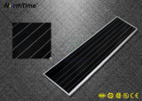 Уличный фонарь панели солнечных батарей IP65 СИД управлением APP телефона интегрированный