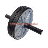 OEM 단단한 단단한 플라스틱 나일론 산업 피마자 바퀴