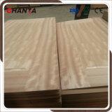 Pelle modellata bianca del portello di HDF con l'alta qualità