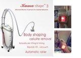 Vela Forma corpo macchina dimagrante ad ultrasuoni RF cavitazione vuoto macchina