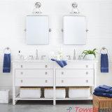 100%年の綿のドビーの浴室タオルセット