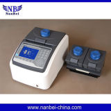 96*0.2ml thermische PCR Cycler Machine met Ce- Certificaat