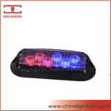 6W LED Luz estroboscópica de guión de la cabeza de la luz de advertencia (SL621 BR)