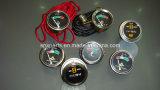 Presión mecánica / temperatura / combustible / aceite / agua / medidor / medidor / amperímetro / medidor de horas