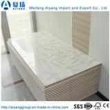 4*8FT E0/E1 grado MDF melamina Muebles de interior
