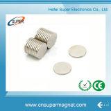 Постоянное изготовление магнита диска неодимия N50