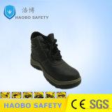 Calzature di funzionamento di sicurezza del cuoio della Buffalo di alta qualità