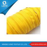 Zipper do plástico do fabricante da fábrica da extremidade aberta de boa qualidade