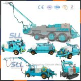 Arm-Folded Concrete 40m3 / H Wet Concrete Spraying System