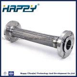 Aço inoxidável flexível a conexão da mangueira de metal trançado