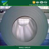С полимерным покрытием Prepainted PPGI оцинкованного стального листа