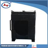 3tnv76A-2 알루미늄 방열기 구리 코어 방열기 Genset 방열기 액체 물 냉각 방열기