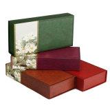 La caja de regalo personalizado Caja de papel Papel Kraft Color del cuadro