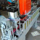 広告のためのガセット版ロール前の機械