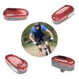 Perseguidor claro para a bicicleta, perseguidor escondido fácil Tk906 do diodo emissor de luz G/M GPS de Tk906 Tkstar do GPS da bicicleta do cartão de SIM