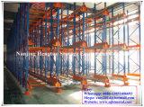 Unidade no depósito de Transporte do Sistema de racks de armazenamento