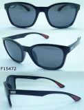 Occhiali da sole di plastica unisex di nuovo stile F15472