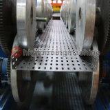 máquina de formação de rolos de fabricação de bandejas de cabos