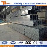 Purlin für Stahlkonstruktion-Gebäude des Aufbaus