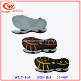 Prueba de deslizamientoMd+Rb sandalias de la serie de Material Único con 35-46#