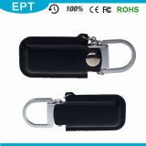 Factory Wholesale Customized Logo en cuir USB Pen Pen Drive (EB071)