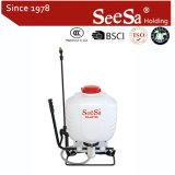 15L mochila/Mochila Pressão Manual para pulverizador agrícola (SX-LC15A)