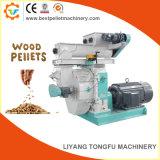 De milieuvriendelijke Machine van de Pelletisering van Biomassa voor het Maken van de Brandstof van Korrels