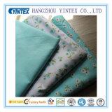 Tela de algodón lisa suave de la manera de la alta calidad de Yintex