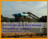 Jigger di lavorazione del minerale dello stagno del manganese di capacità elevata