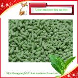 El té verde la calidad de la arena de gato de tofu con venta directa de fábrica