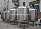 食品等級のステンレス鋼のミルクの保有物タンク