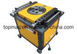 Kwaliteit de Gewaarborgde Buigmachine van de Staaf van /Round van de Buigende Machine van het Staal van de Versterking van de Garantie van Één Jaar Gw40