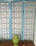 Китайский старинной воспроизводства древесины экрана