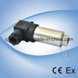 Sensores de pressão de aço inoxidável para medir gás e líquido
