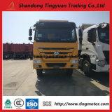 Ruedas de 10 Sinotruk camiones volquete HOWO 371HP para el transporte de arena