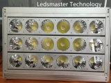 luz de inundação impermeável DMX do diodo emissor de luz da liga de alumínio de 720W Ledsmaster Dimmable
