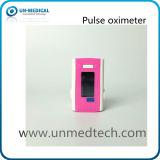 OEM de Draagbare Impuls Oximeter van de Vingertop OLED met de Zak van de Bescherming
