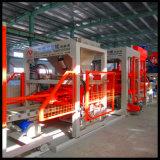 機械を作る携帯用移動式コンクリートブロック